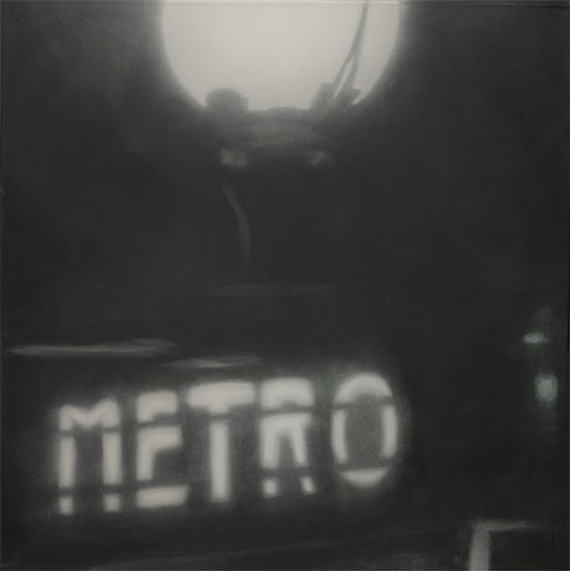 METRO-STATION PONT MARIE, 2011