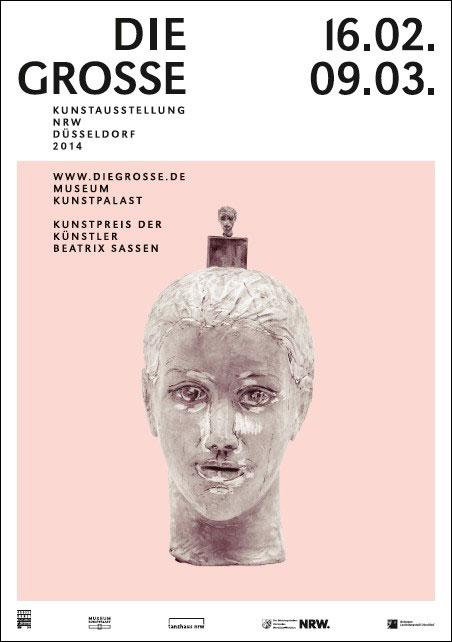 Große Kunstausstellung NRW 2014