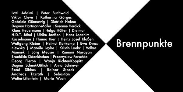 14.4.2019 bis 12.5.2019, Forum Kunst und Architektur Essen